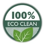 100% Eco Clean