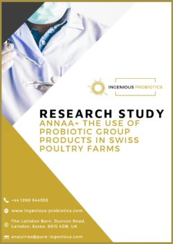 ANNAA+ Probiotic Livestock Cleaning Products - Poultry Farm Case Study - Full Report