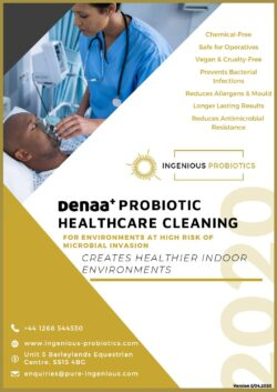 DENAA+ Probiotic Cleaning Products Healthcare - Brochure