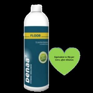 DENAA+ Fitness Probiotic Floor Cleaner Concentrate