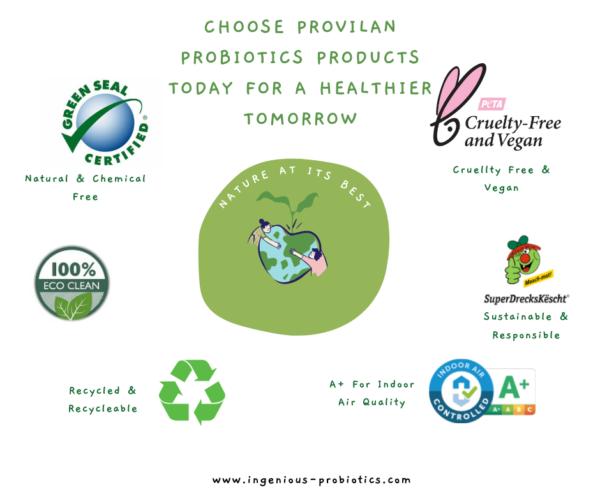 LUCAA+ Probiotic pet care