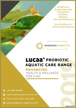 LUCAA+ Probiotic Aquatic Care & Hygiene - Brochure