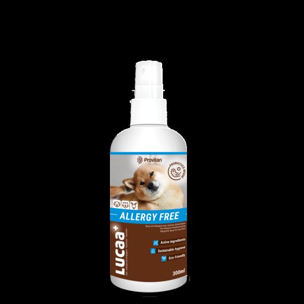 LUCAA+ Probiotic pet allergy free