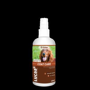 LUCAA+ Natural Pet Coat care