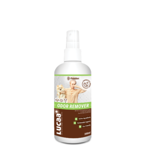 LUCAA+ Probiotic pet odour remover