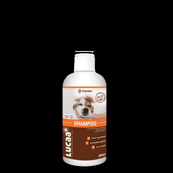 LUCAA+ Probiotic pet shampoo