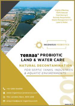 TERRAA+ Probiotic Land & Water Decontamination Brochure