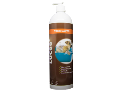LUCAA+ Probiotic Pet Shampoo