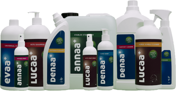 Provilan Probiotic Cleaning and Animal Care Product Rangests
