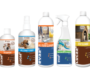 Probiotic pet allergy and cleaning bundle