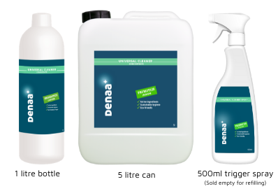 Eco-friendly Commercial Cleaning Products at an Affordable Price